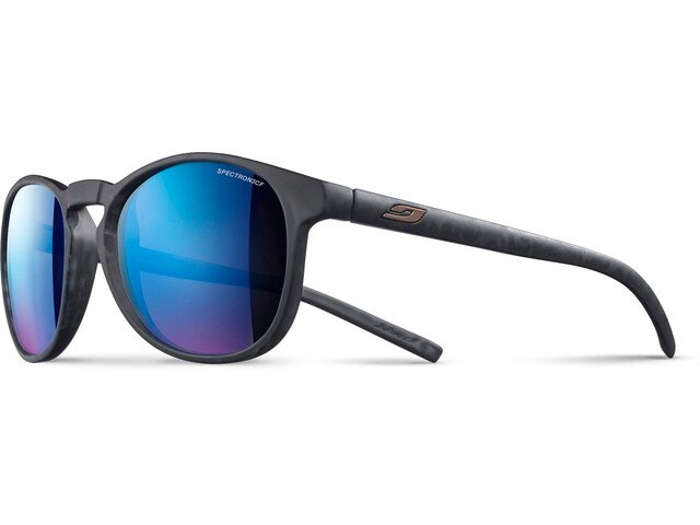 Julbo Fame Spectron 3CF Sunglasses Junior 10-15Y Matt Gray Tortoiseshell-Multilayer Blue